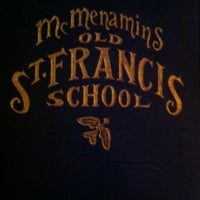 Photo taken at McMenamins Old St. Francis School by Michael G. on 4/23/2012