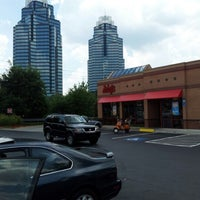 Photo taken at Arby's by Christian R. on 6/22/2012