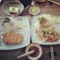 Photo taken at Tonkatsu by Wa Kitchen by Sylvia L. on 8/21/2012