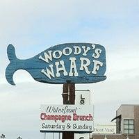 Photo taken at Woody's Wharf by Lacretia T. on 3/25/2012