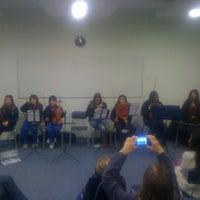 Photo taken at Colegio Institución Teresiana by Gato A. on 6/21/2012