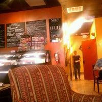 Photo taken at Coffeeology by Liane E. on 2/27/2012