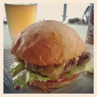 Photo taken at Burger Lounge Little Italy by sarah j. on 8/16/2012