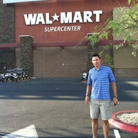 Photo taken at Walmart Supercenter by Joseph E. on 7/15/2012