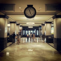 Photo taken at Sheraton New York Times Square Hotel by John Chang Young K. on 8/16/2012