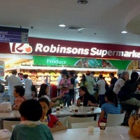 Photo taken at Robinsons Supermarket by Heng G. on 4/28/2012
