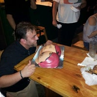Photo taken at Sports Grill by Maggie P. on 7/13/2012