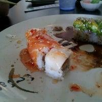 Photo taken at Sushi Lounge by Jacob B. on 7/19/2012