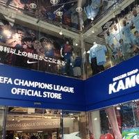 4/30/2012に松田 純.がサッカーショップKAMO 渋谷店で撮った写真