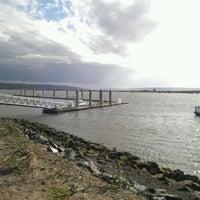 Photo taken at Everett Marina by Tori D. on 5/10/2012