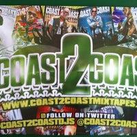 Photo taken at Coast 2 Coast Mixtapes Office by Anthony J. on 2/13/2012
