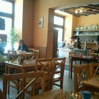 Photo taken at Sushi Tam Da by Jana T. on 5/9/2012