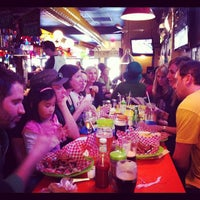 Photo taken at McSorley's Saloon and Grill by Perkola on 3/17/2012