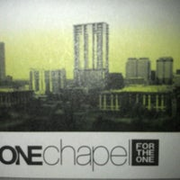 Photo taken at ONEchapel by Georgia C. on 7/29/2012