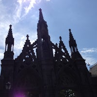 Photo taken at Green-Wood Cemetery by Tom B. on 8/26/2012
