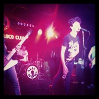 Photo taken at Loco Club by Haydee F. on 6/9/2012