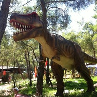 Photo taken at Dino Park by Nikita L. on 8/20/2012