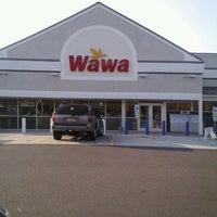Photo taken at Wawa by Jenn R. on 9/7/2012
