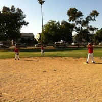 Photo taken at Alum Rock Little League Fields by Marshall S. on 6/1/2012
