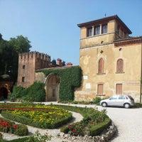 Photo taken at Parco Termale Villa dei Cedri by Анастасия Б. on 9/7/2012