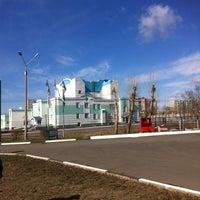 Photo taken at Абаканский Дворец молодёжи by Ilya B. on 5/5/2012