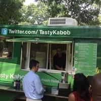 Photo taken at Tasty Kabob by James G. on 6/19/2012