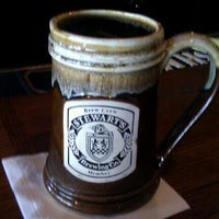 Photo taken at Stewart's Brewing Company by Brian S. on 4/7/2012