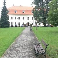Photo taken at Hotel Zámek Havířov by Leonard  🉐 A. on 6/22/2012