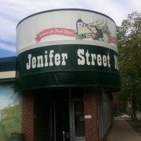 Photo taken at Jenifer Street Market by David J. on 4/27/2012