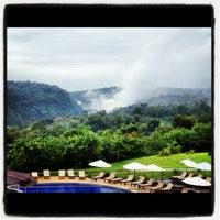 Foto tomada en Sheraton Iguazú Resort & Spa por mcasaverde el 5/11/2012