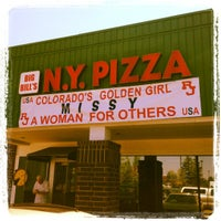 Photo taken at Big Bill's NY Pizza by Krista F. on 8/4/2012