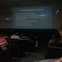 Photo taken at Universidad de Iberoamérica (UNIBE) by Macho C. on 7/14/2012