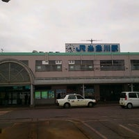 Photo taken at Itoigawa Station by Kaoru S. on 3/7/2012