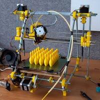 Foto scattata a 3Dprint lab da Miro H. il 4/20/2012