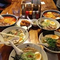 Photo taken at Ramen Setagaya by Janice L. on 3/18/2012