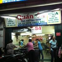 Photo taken at Quan 94 - Dac san cua bien by Dustin V. on 6/1/2012