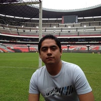 Photo taken at Univer Independencia 1 by Oscar L. on 6/16/2012