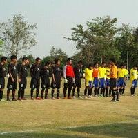 Photo taken at วัดหนองโนเหนือ by Cooper~Pipo on 2/26/2012