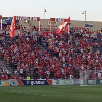 Photo taken at Toyota Park by Kathy T. on 7/15/2012