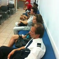 Снимок сделан в ВТБ24 пользователем David 8/6/2012