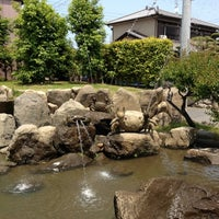 Photo taken at 源氏塚公園 by ばぁのすけ39号 on 5/19/2012