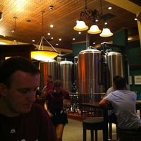 Photo taken at Mad Fox Brewing Company by Curtis A. on 8/28/2012