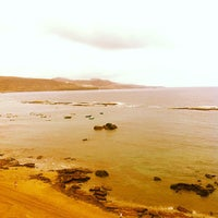 Photo taken at Brisamar Canteras by Carmen M. on 8/6/2012