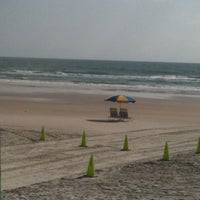 Photo taken at Lenox Beach Approach by Mary J. on 5/2/2012
