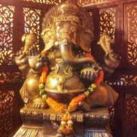 Photo taken at Gopala Madhava by Tatiana M. on 3/1/2012