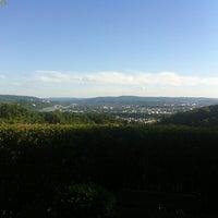 Photo taken at Wüstenhof Weitersburg by Tim M. on 6/17/2012