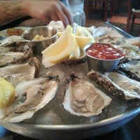 Photo taken at Pappadeaux Seafood Kitchen by Christopher H. on 4/2/2012