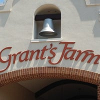 Photo taken at Grant's Farm by JOTTO on 5/13/2012