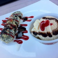 Photo taken at GENKI Noodles and Sushi - Buckhead by Christine C. on 6/2/2012