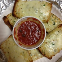 Photo taken at Jc's New York Pizza by Elizabeth G. on 3/24/2012